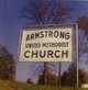 Armstrong United Methodist Church Cemetery