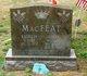 """Profile photo:  Albert W. """"Bud"""" MacFeat, Jr"""