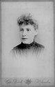 Profile photo:  Johanna Wilhelmina Ernestine <I>Timm</I> Bergen
