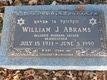 Profile photo:  William J Abrams
