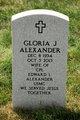 Profile photo:  Gloria J Alexander