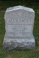 Profile photo:  Emma A <I>Flanders</I> Alexander