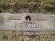 "Brownlow ""B."" Newton"