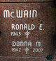 Profile photo:  Donna Marie <I>Jones</I> McWain
