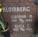 Profile photo:  Gunnar M Blomberg