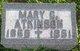 Mary C. Atkinson