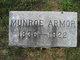 James Monroe Armor