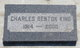 "Charles Benton ""Trent"" King"