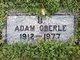 Profile photo:  Adam Oberle