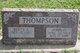 Betty Lou <I>Hoover</I> Thompson