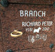 Profile photo:  Richard Peter Branch