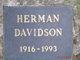 Herman Davidson