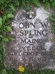John W Espling