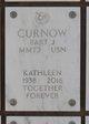 Profile photo:  Kathleen Curnow