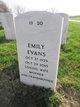 Profile photo:  Emily Rubel <I>Bosley</I> Evans