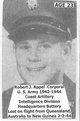 Corp Robert J Appel