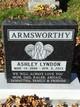 Profile photo:  Ashley Lyndon Armsworthy