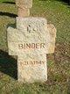 Profile photo:  Binder