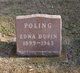 Edna <I>Dupin</I> Poling