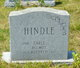 Profile photo:  Earle Hindle
