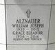 Profile photo:  William Joseph Alznauer