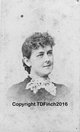 Anna R. <I>Reynolds</I> Wilson