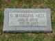 Gladys Madeline <I>Shaner</I> Artz