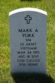 Mark A York