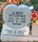 Profile photo:  Albert Pitchford