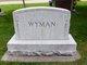 Mary E Wyman