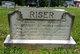 Mary Elizabeth <I>Robinson</I> Riser
