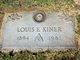 Louis Edwin Kiner