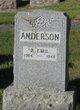 Profile photo:  A Emil Anderson