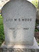 Lily M. S. Wood