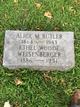 Profile photo:  Alice M. Butler
