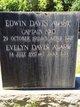 """Profile photo:  Evelyn """"Ebbie"""" <I>Davis</I> Avary"""