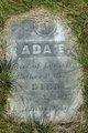 Profile photo:  Ada E. Morse