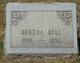 Bertha Bell