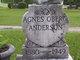 Agnes <I>Oberg</I> Anderson