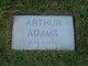 Profile photo:  Arthur Adams