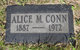 Alice Matilda <I>Kirk</I> Conn