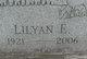 Lilyan Elizabeth <I>Meinsler</I> Bashore