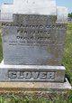 Profile photo: Major Albert D Glover
