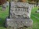 Profile photo:  Carrie E. <I>Obley</I> Adair
