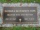 Profile photo:  Barbara <I>McCracken</I> Cope