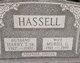 Harry Telford Hassell, Sr