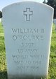 William Burk O'Rourke