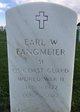 Earl Willard Fangmeier