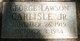 Rev George Lawson Carlisle, Jr