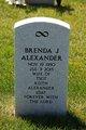 Profile photo:  Brenda J Alexander
